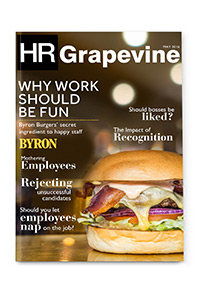 HR Grapevine Magazine May Edition
