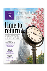 HR Recruitment Magazine September Edition