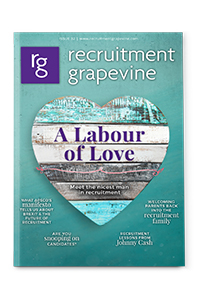 HR Recruitment Magazine July Edition