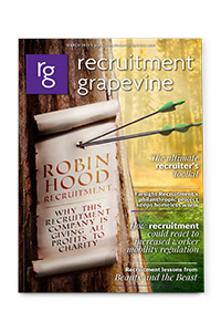 HR Recruitment Magazine March Edition