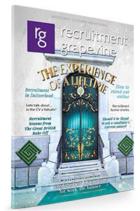 HR Recruitment Magazine October Edition