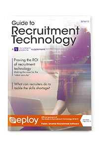 Guide to Recruitment Technology 2016
