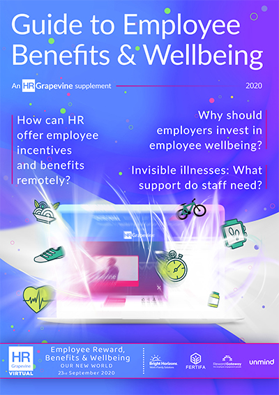 Guide to Employee Benefits & Wellbeing 2020
