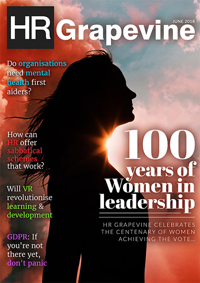 HR Grapevine Magazine June 2018