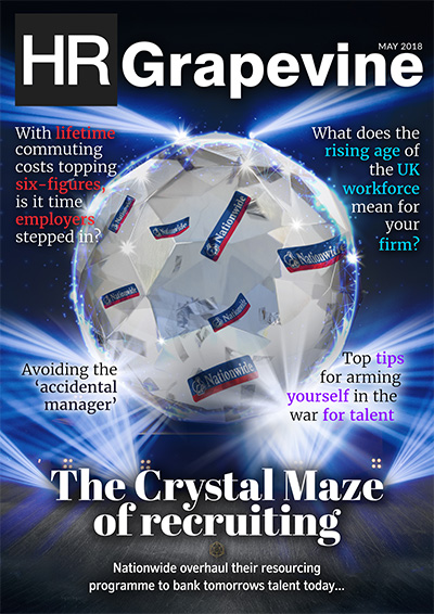 HR Grapevine Magazine May 2018