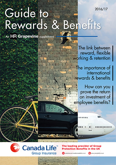 Guide to Rewards & Benefits 2016