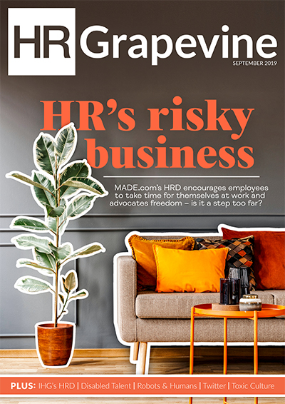 HR Grapevine Magazine September 2019