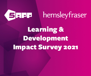 Learning & Development Impact Survey 2021: <br>The evolution of learning & its role in achieving business success
