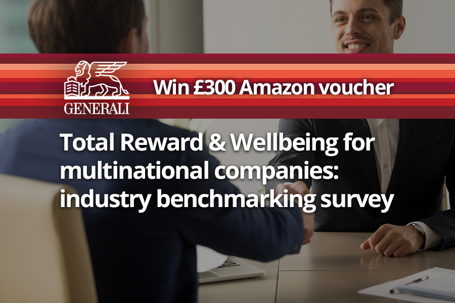 Total Reward & Wellbeing for multinational companies: industry benchmarking survey